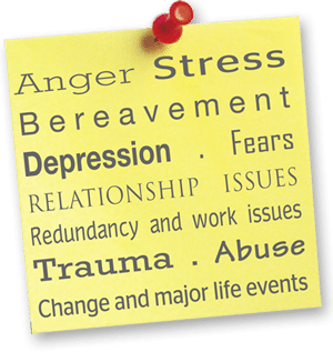 Counselling and Therapy Issues